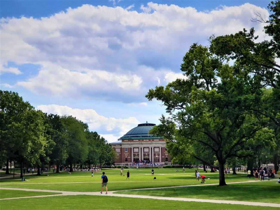 University of Illinois Urbana Champaign Virtual Tour - UIUC Campus Photos