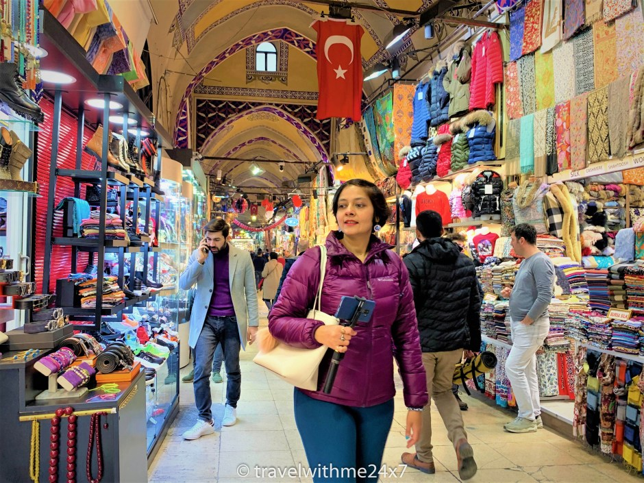 Shopping In Istanbul – Buy Turkish Souvenirs From Istanbul