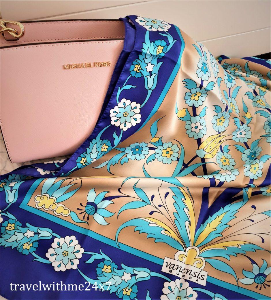Turkish Silk souvenirs