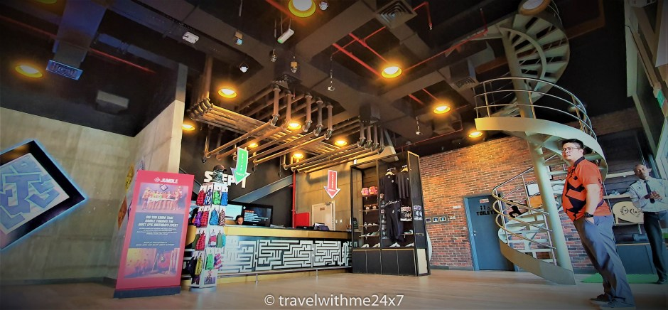 Review of Jumble – An Indoor Adventure Park, Dubai