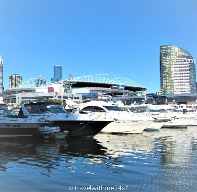 Yarra river cruise - 3 Days in Melboure - What to do and what to see