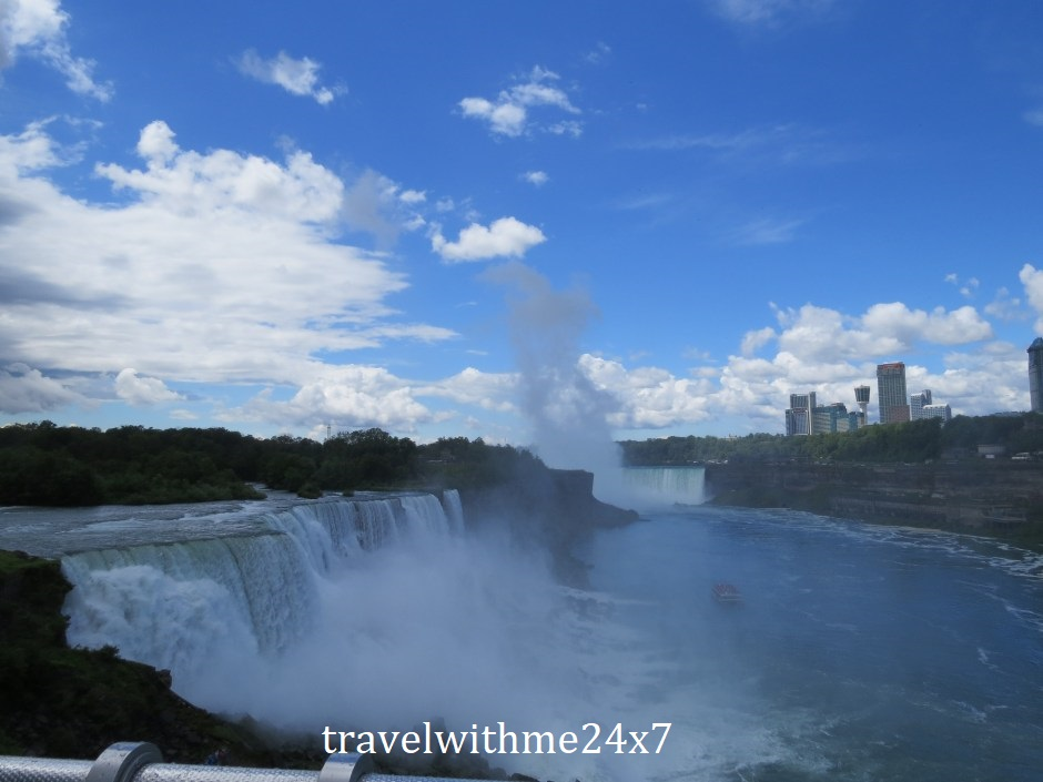 Virtual tours around the world - Niagara Falls
