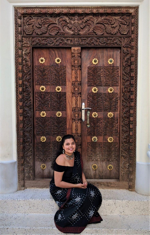 DOORS FROM ZANZIBAR