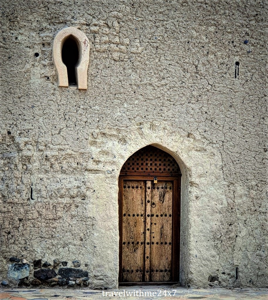 Heritage doors and windows from Oman