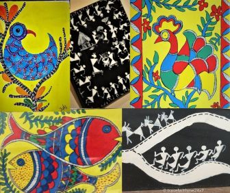 Indian Tribal Art Tour – A Beautiful Indian Folk Art Journey