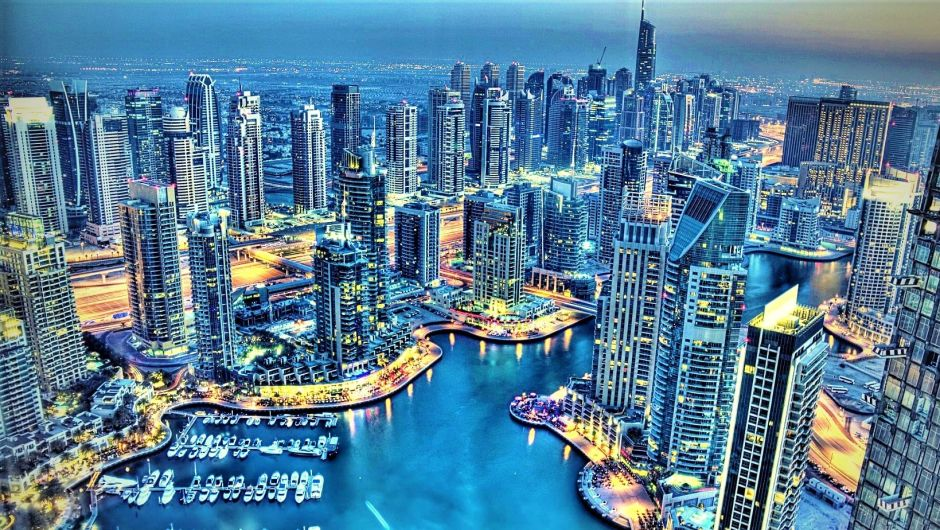 Things To Do In Dubai At Night – Dubai City Night Tour
