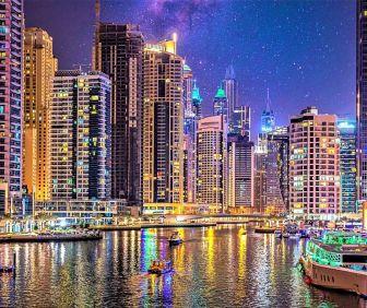 Things To Do In Dubai At Night – Dubai City Night Tour