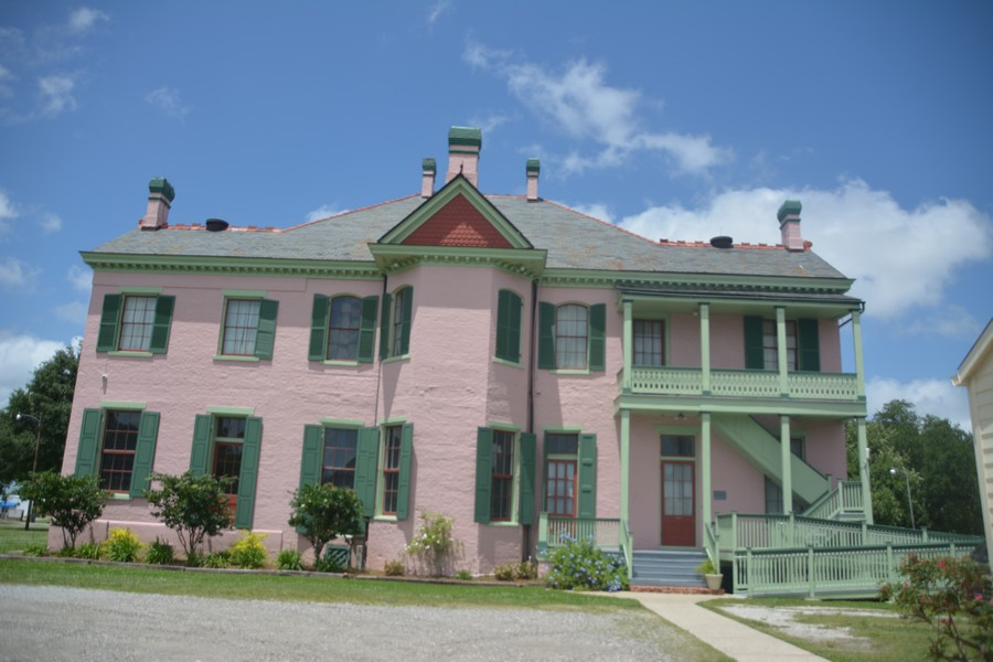 19 Houma b 21 - Hospitalité cajun en Louisiane