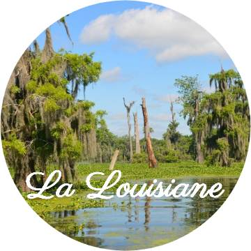Photos voyage Louisiane