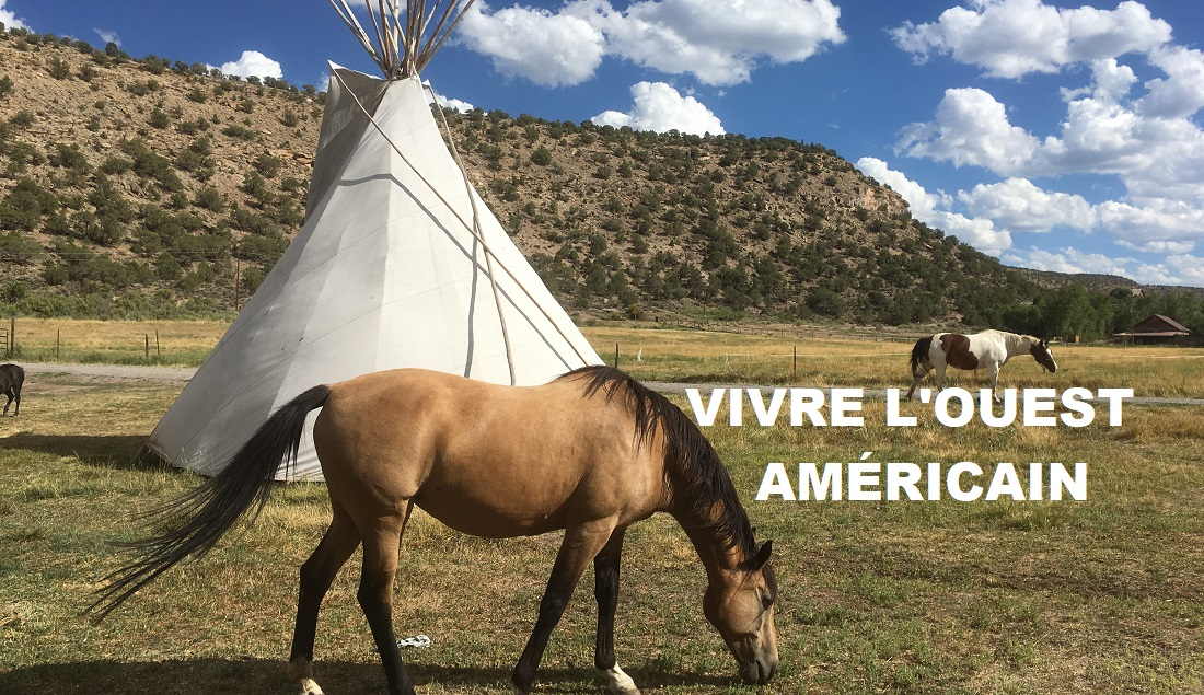 Visuel Ranch v2 - Voyage dans un ranch américain du Colorado