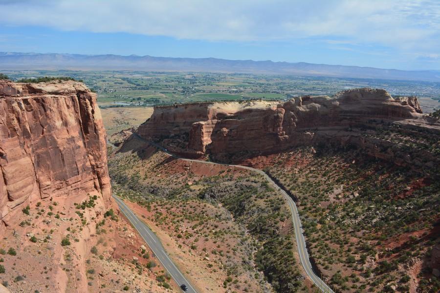 1 237 - Autotour road trip Colorado & ranch