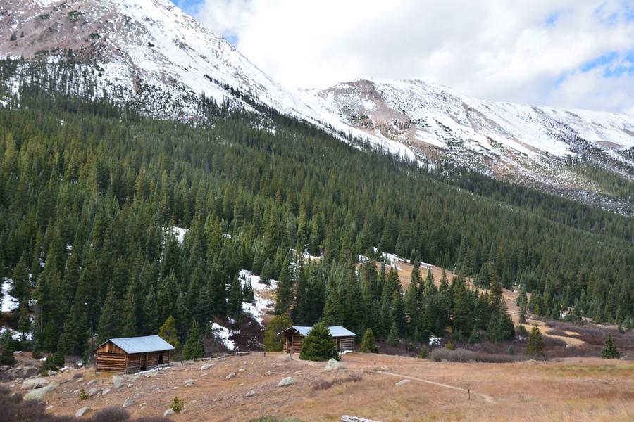 1 560 - Autotour road trip Colorado & ranch