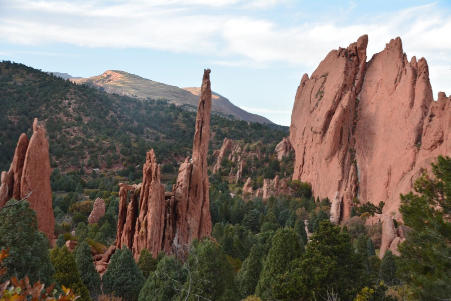 1 951 - Autotour road trip Colorado & ranch