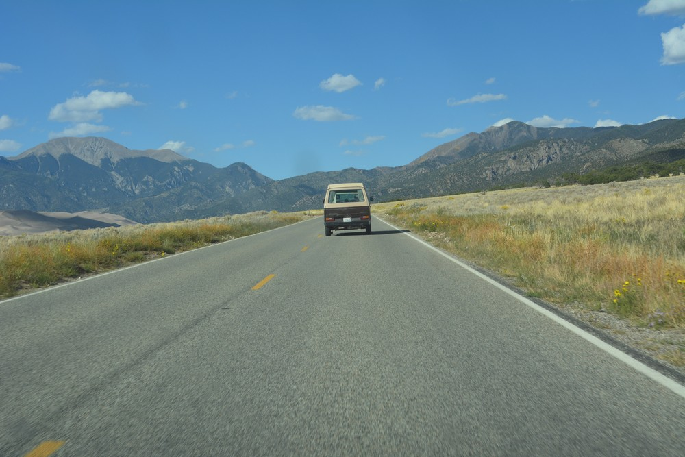 3 422 - L'autotour : road trip Colorado & ranch