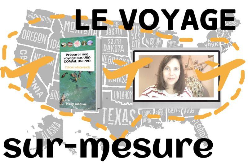 Itinéraire sur mesure 800x533 - Voyager aux Etats-Unis - Mes services