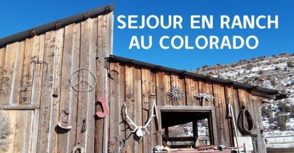 séjour en ranch 2 600x314 - Le voyage sur-mesure aux Etats-unis