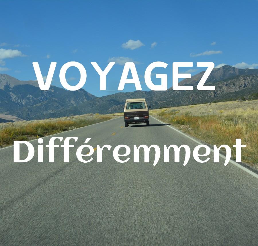 Photo route carrée différemment - Plan B - Vacances d' été (Spécial expatriés USA)