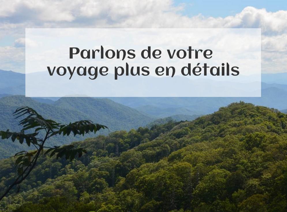 voyage détails - Plan B - Vacances d' été (Spécial expatriés USA)