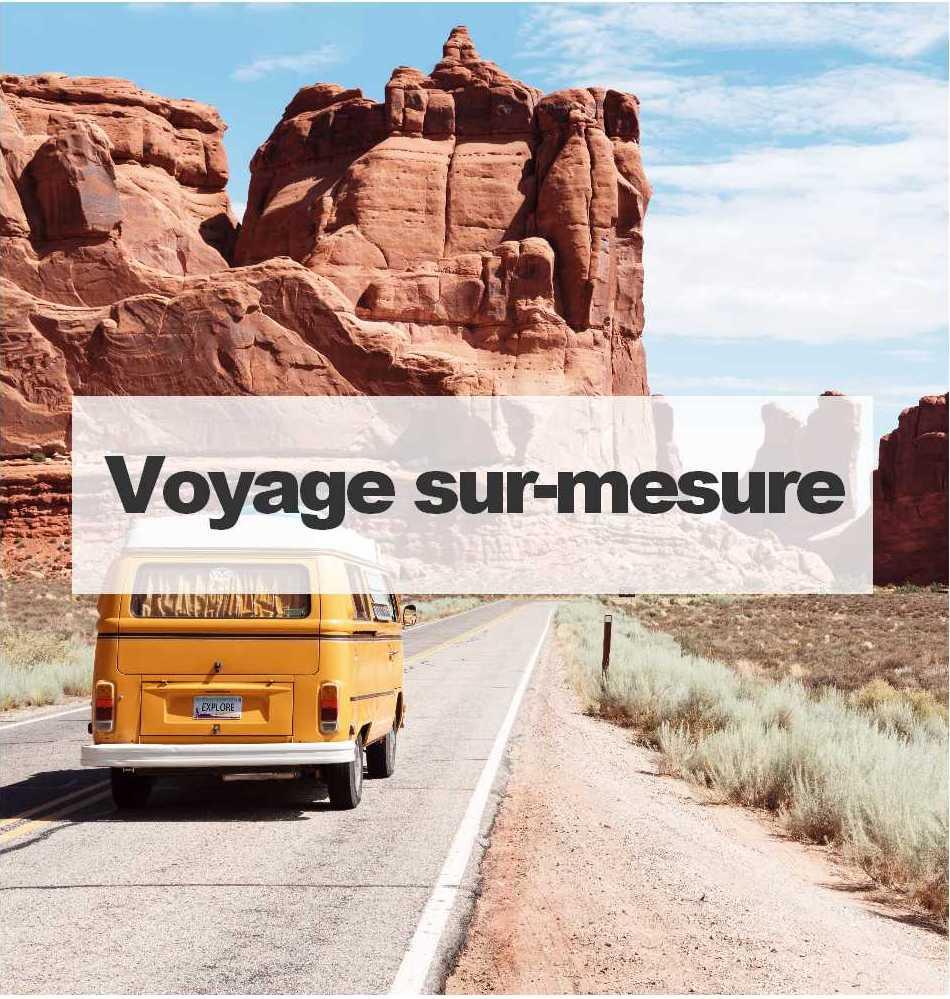 VIGNETTE voyage sur mesure sans bord - spécialiste des Etats-Unis - Mes services Pro