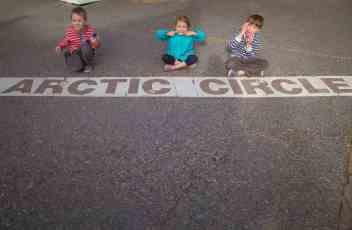 Travel with kids - Arctic Circle - Rovaniemi - Lapland - Finland