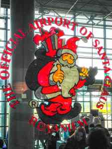The Official Airport of Santa Claus - Rovaniemi