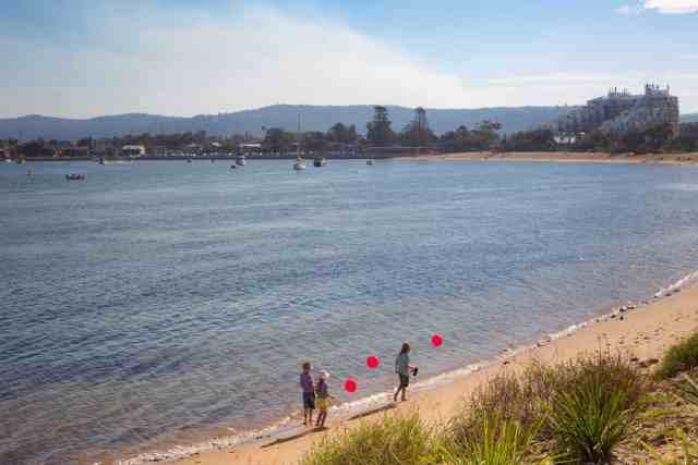 Travel With Meraki - Ettalong Beach - Central Coast - NSW - Australia