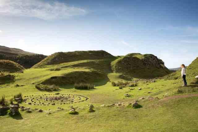 Travel With Meraki - Isle Of Skye - Highlands - Scotland - Fairy Glen