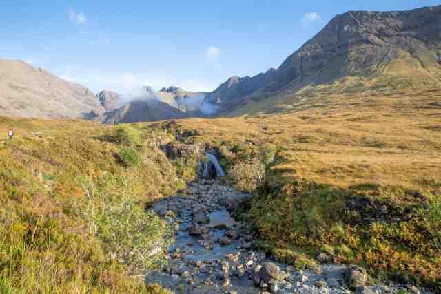 Travel With Meraki - Isle Of Skye - Highlands - Scotland - Fairy Pools
