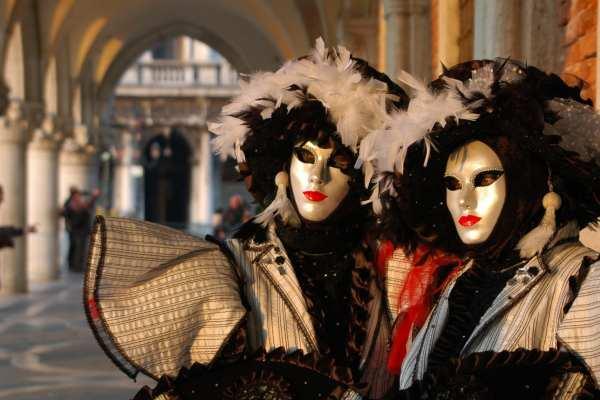 【義大利Italy】威尼斯面具節 Venice Carnival!