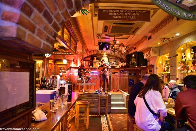Oliver Gogarty Pub