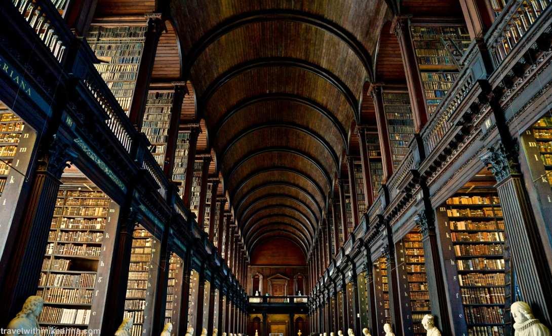 【愛爾蘭 Ireland – 都柏林 Dublin】 豐富歷史文化&充滿活力的都市旅遊好去處