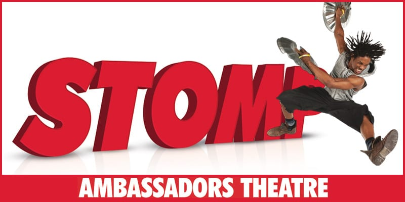 stomp-poster