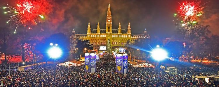 vienna 維也納跨年