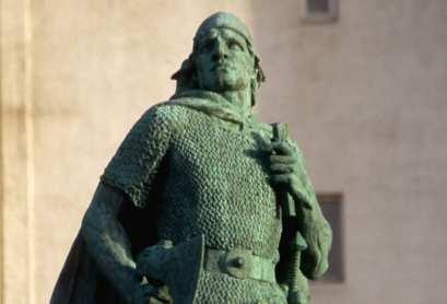 Leifur Eiriksson 第一個發現北美洲大陸的歐洲人