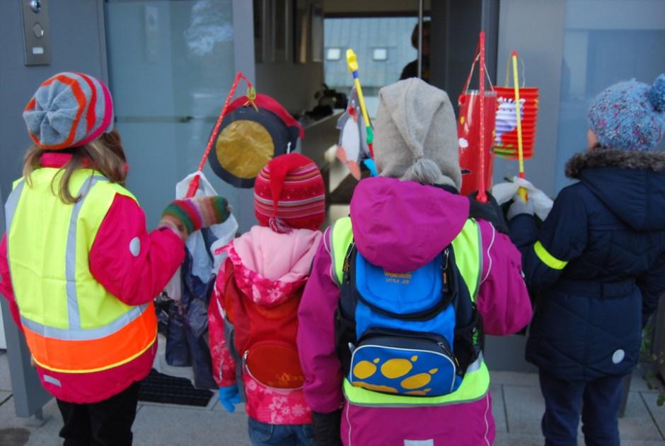 Children at Liichtmëssdag in Luxembourg © SIP Le portail officiel du GD de Luxembourg