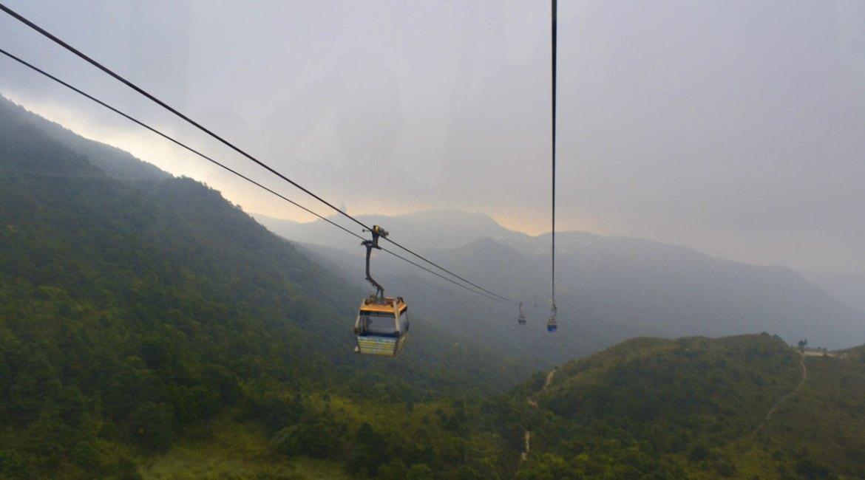 From Hong Kong to Lantau Island © Travelwithmk.com