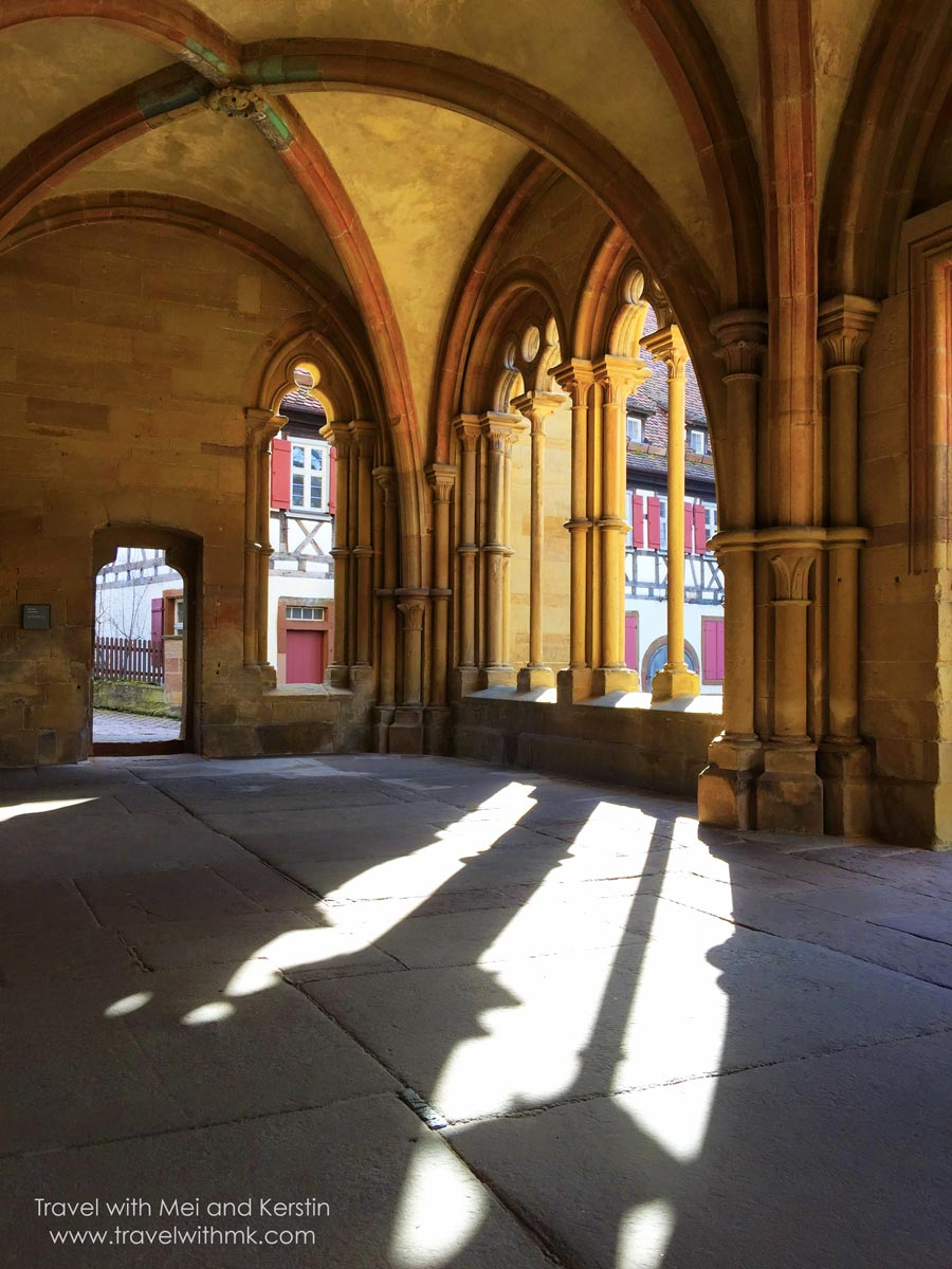 The Paradise in Maulbronn Monastery, Germany © Travelwithmk.com