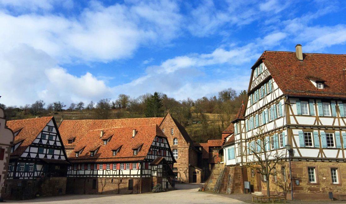 Maulbronn Monastery, Germany © Travelwithmk