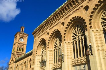 The Toledo Train Station – Or Where Time Stands Still