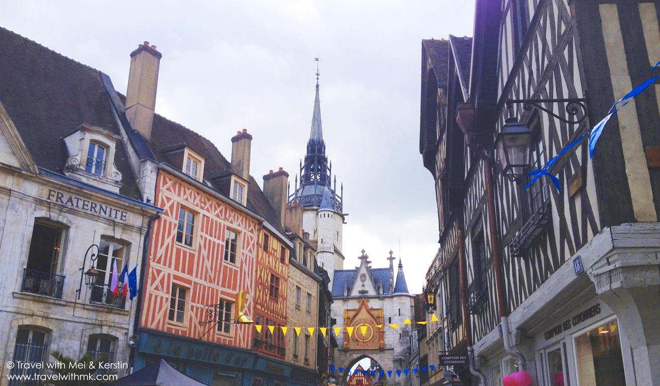Auxerre, Bourgogne, France © Travelwithmk.com