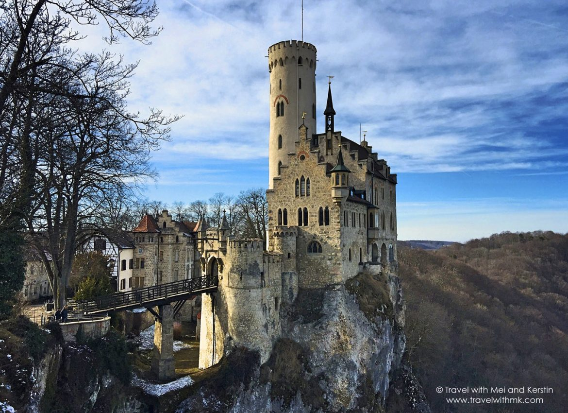 The Lichtenstein Castle, an obsession unlike any other © Travelwithmk.com
