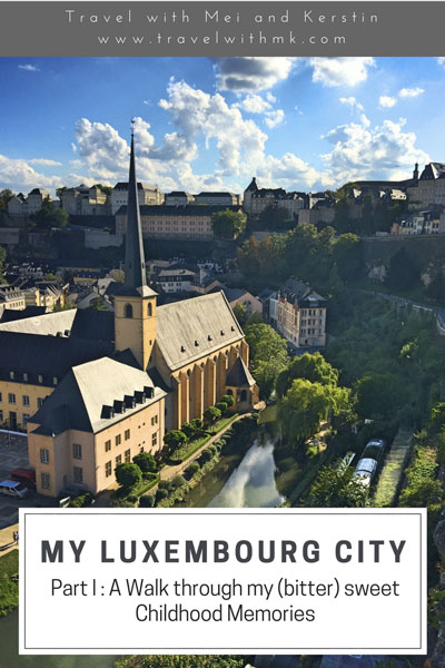 My Luxembourg City - Part 1 © Travelwithmk.com