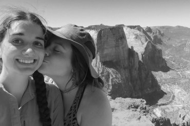 Lesbian Travelers: Merissa and Taylor from Lesbi Adventurous