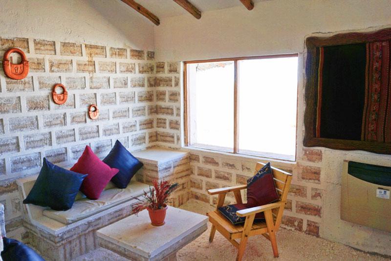 Luna Salada Hotel, Uyuni, Bolivia. Photo by TravelLemming.com