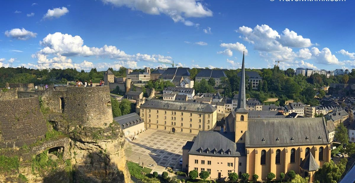 Luxembourg City: Reexploring my Hometown with New Eyes