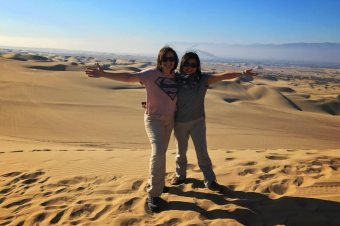 Golden Thrills in Huacachina, Peru