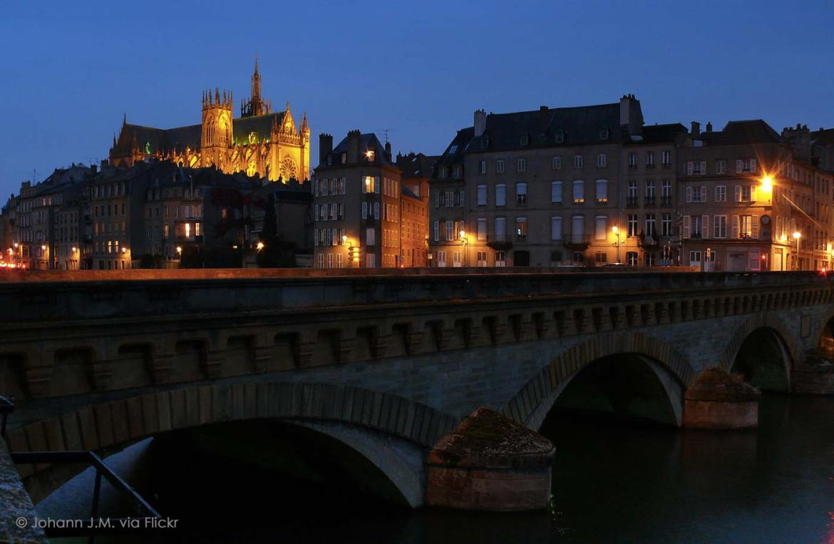 Rediscovering Metz: a lesser-known city in France