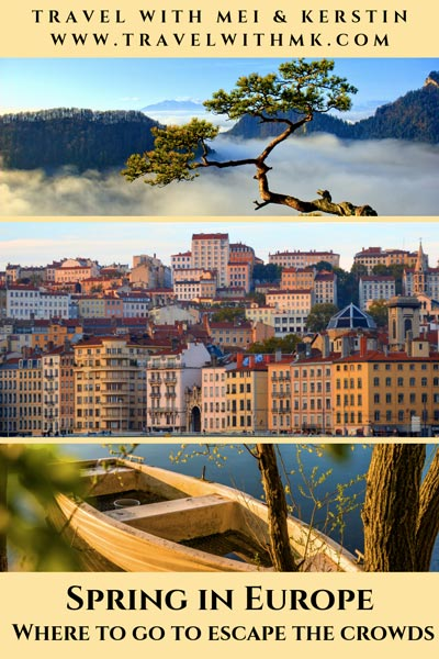 Spring in Europe: where to go to escape the crowds © Travelwithmk.com