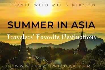 Travel with Mei and Kerstin • Travel stories written by Mei and