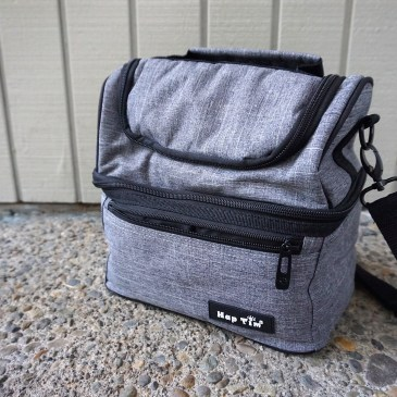 Review of Hap Tim Insulated Lunch Bag